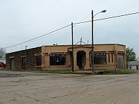 USA - Depew OK - Abandoned Restaurant (17 Apr 2009)